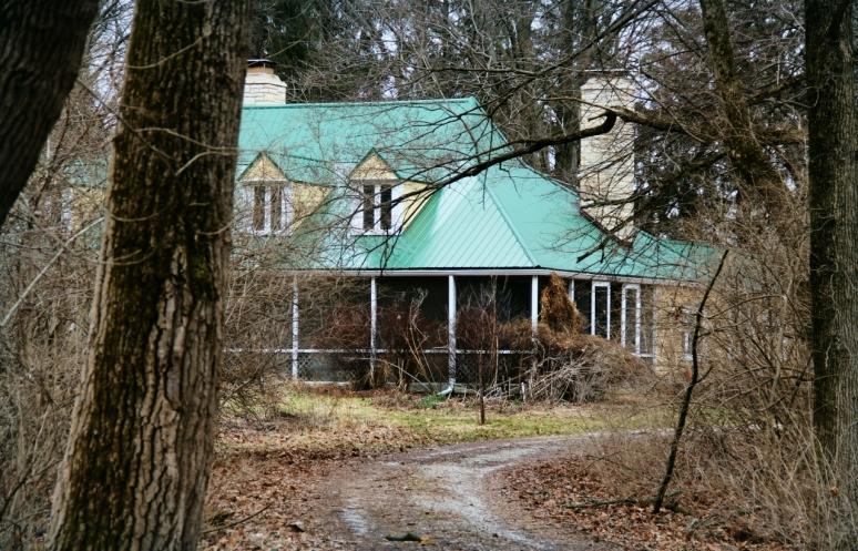 Belting House, 1956 Urbana, Illinois